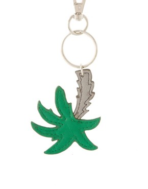 Image 2 ofASOS Palm Tree Handbag Charm