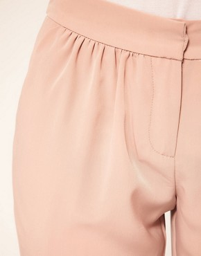 Bild 3 von ASOS PETITE  Exklusive, bequem zugeschnittene Hose