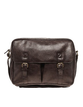 Image 1 ofRiver Island Double Pocket Satchel