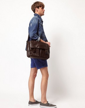 Image 3 ofRiver Island Double Pocket Satchel