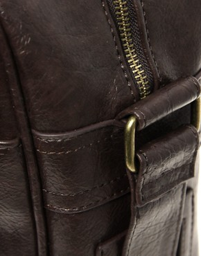 Image 4 ofRiver Island Double Pocket Satchel