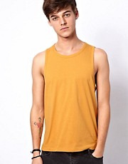 ASOS Tank With Bound Edge