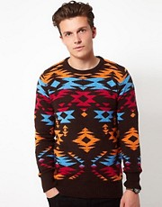 Revolution Aztec Sweater