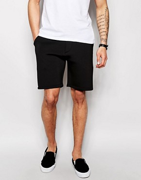 ASOS Jersey Shorts In Scuba
