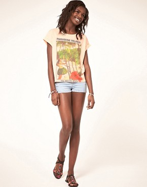 Image 4 ofASOS Paradise T-Shirt