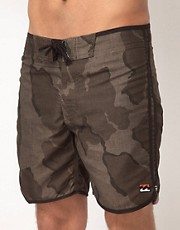 Billabong Habits Vice Havana Swim Shorts