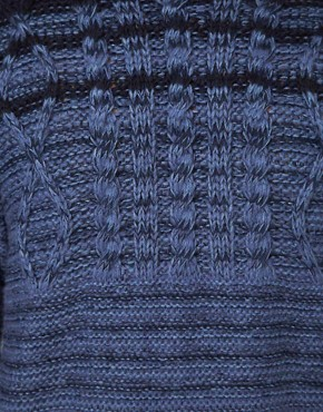 Image 3 ofBellfield Jumper in Cable Knit