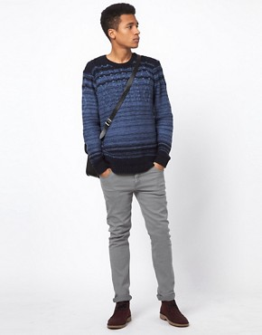 Image 4 ofBellfield Jumper in Cable Knit