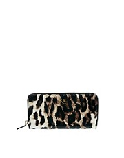 KM By Karen Millen Leopard Purse