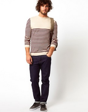 Image 4 ofASOS Stripe Jumper