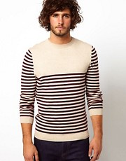 ASOS Stripe Sweater