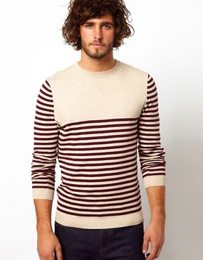 Image 1 ofASOS Stripe Jumper