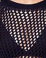 Image 3 ofEdun Fishnet Knitted Tank Top
