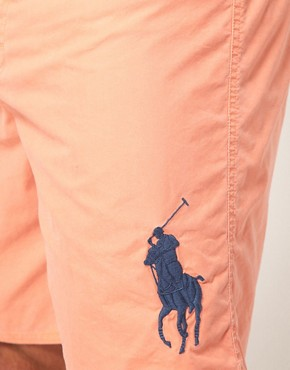 Image 3 ofPolo Ralph Lauren Large Polo Player Sanibel Swim Shorts