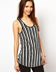 River Island Vertical Stripe Tunic