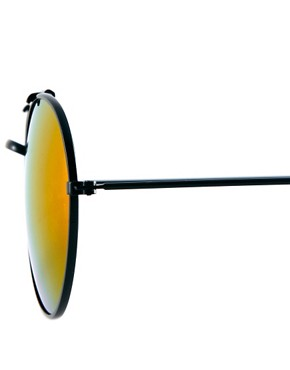 Image 4 ofSpitfire Round Sunglasses