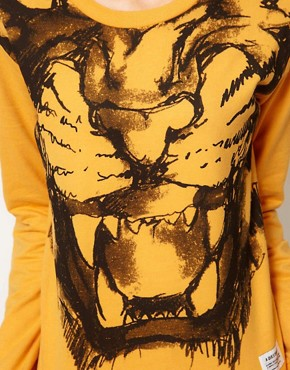 Image 3 ofA Question Of Tiger Organic Sweatshirt