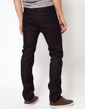 Image 2 ofASOS Slim Fit Jeans With Rinsed Coating