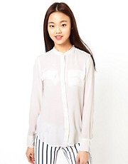 Equipment Silk Anabelle Shirt