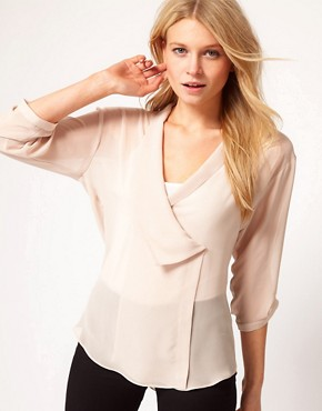 ASOS blouse :  blouse chiffon