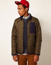 Boxfresh  Bristols  Steppjacke