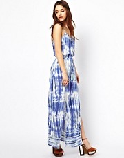River Island Marble Maxi Dress