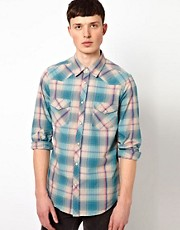 Ben Sherman Ls Shirt Hoxton Collar