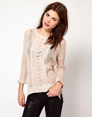 Warehouse Metallic Cable Front Jumper