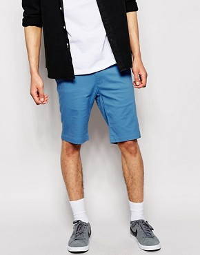 DKNY Zip Fly Short