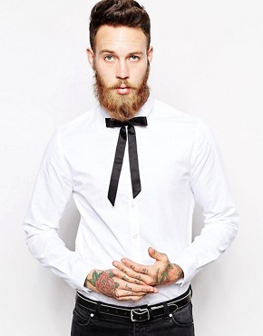ASOS Bow Tie in Western Style