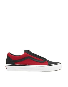 Image 4 ofVans Old Skool Plimsolls