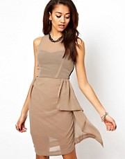 Religion Dress With Chiffon Layering
