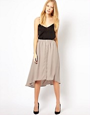 Selected Endora Midi Skirt