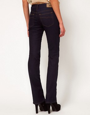 Image 2 ofDiesel Rinse Wash Bootzee Bootcut Jean