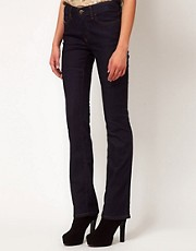 Diesel Rinse Wash Bootzee Bootcut Jean