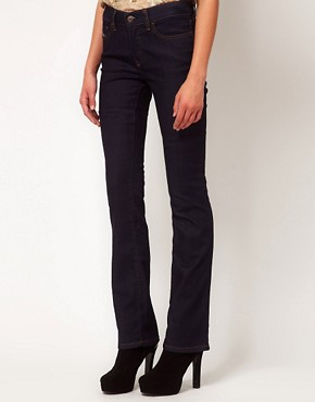 Image 1 ofDiesel Rinse Wash Bootzee Bootcut Jean