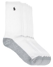 Polo Ralph Lauren 3 Pack Sports Socks