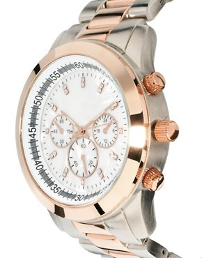 Image 4 ofRiver Island Large Boyfriend Watch