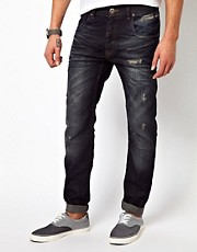 River Island Straight Thomas Jeans