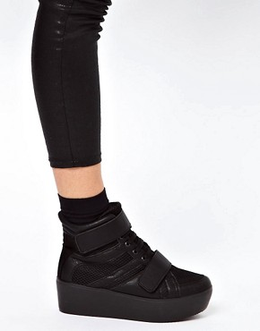 Image 3 ofRiver Island Space Flatform Boots