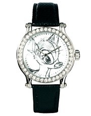 Reloj de Bambi con strass de Disney