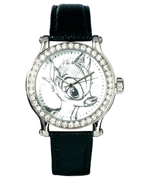 Image 1 ofDisney Diamante Bambi Watch