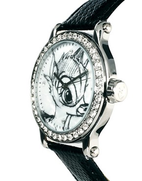 Image 4 ofDisney Diamante Bambi Watch