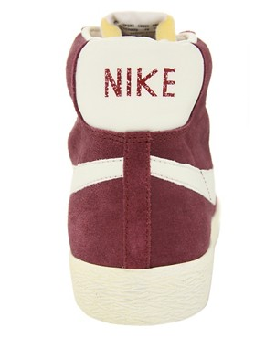 Image 2 of Nike Blazer Mid Trainers