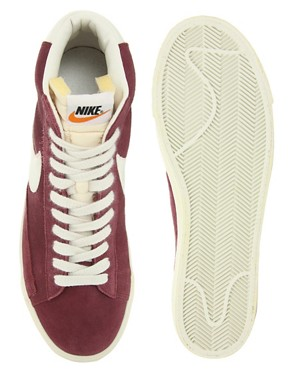 Image 3 of Nike Blazer Mid Trainers