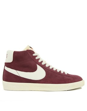 Image 4 of Nike Blazer Mid Trainers