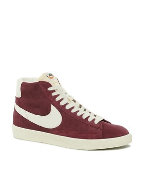 Image 1 ofNike Blazer Mid Trainers