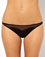 B.Tempt&#39;d Sheer Delight Bikini Brief