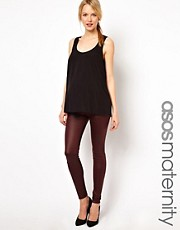 ASOS Maternity Matte Leggings