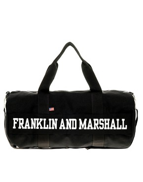 Image 1 ofFranklin and Marshall Holdall Bag